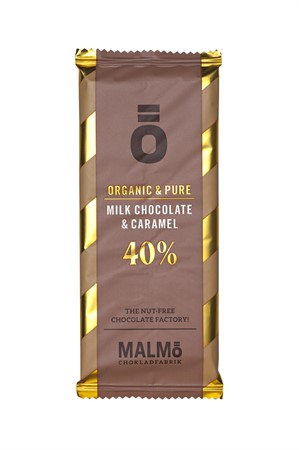 Ö Caramel Milk Chocolate 40% (30-pack)