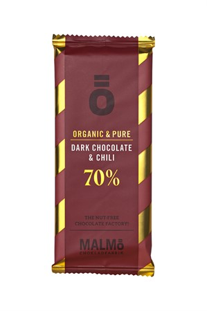 Ö Dark Chocolate & Chili 70% (30-pack)