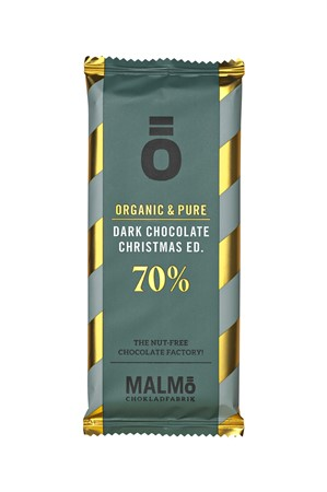 Ö Christmas Dark Chocolate 70% (30-pack)